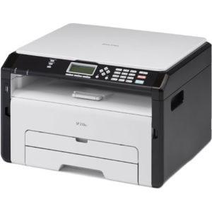 Ricoh SP 210SU Laser Scanner